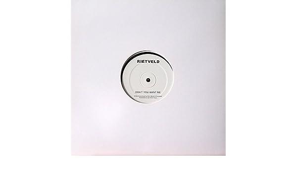 Dont You Want Me (Vocal Version) de Rietveld en Amazon Music - Amazon.es