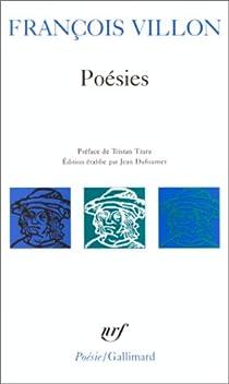 Poésies complètes par Villon