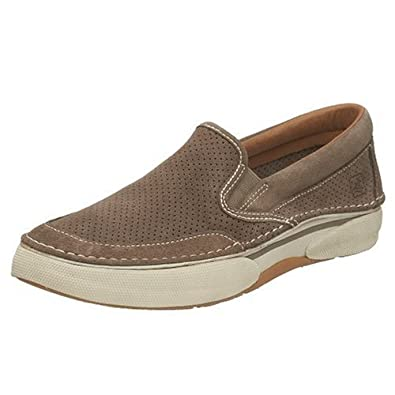 Amazon.com | Sperry Top-Sider Men's Largo Slip-On Boat Shoe, Taupe, 13 M US  | Loafers & Slip-Ons