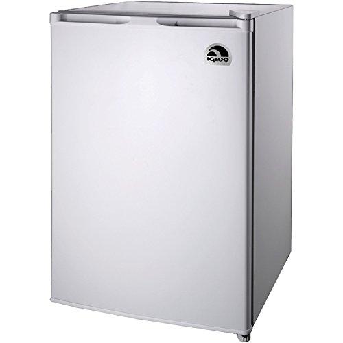 Igloo FR464I-D-WHITE 4.5 cu. ft. Refrigerator, White