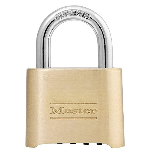 Master Lock 175D 12 Pack 2in. Combination Solid Body Padlock by Master Lock