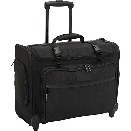 Us Luggage Wheeled Catalog Case - 2