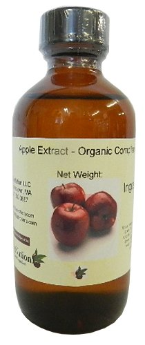 Natural Apple Extract - Organic Compliant 8 oz by OliveNation