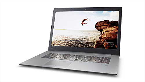 Lenovo IdeaPad 320 17-Inch Laptop (Intel Core i5-7200U, 8GB DDR4, 1TB HDD, Windows 10 Home), 80XM0000US (Certified - Windows Computer 8 Lenovo Laptop