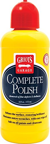 Griot's Garage 10876 Complete Polish 16oz