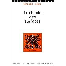 Chimie des surfaces (La)