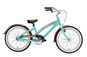 Nirve Suzy-Q Kids Cruiser Bike (20-Inch Wheels)
