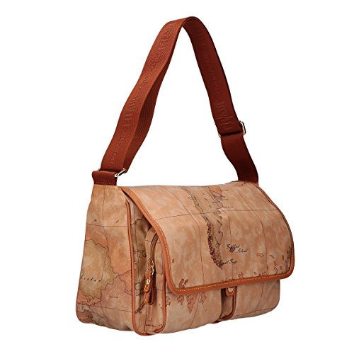 Natural Baldric Bag Geo Shoulder Alviero Martini wA6qOnWR