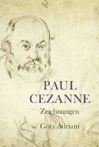 Paul Cezanne, Zeichnungen