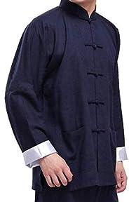 Wing Chun Uniform Bruce Lee Kung Fu Uniform Wushu Clothing Tai Chi Martial Art Suit Taiji Clothes Jacket Pants