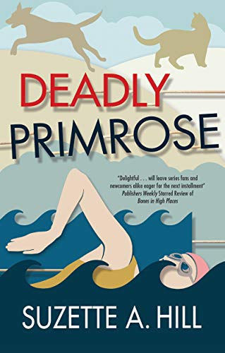 Deadly Primrose (A Francis Oughterard mystery Book 7) by [Hill, Suzette A.]