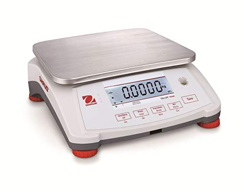 Ohaus V71P3T Valor 7000 Compact Bench Scale 3kg x 0.1g ()