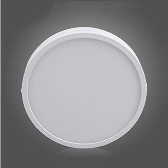 Panneau lumineux rond cuisine lumière gradation ultra mince