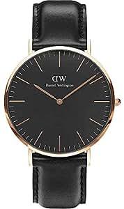 Daniel Wellington Men's Watch Classic Black Sheffield 40mm