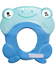 Walnut Tree Omni Bath Shower Visor Protection Soft Cap for Shower and Bath Time Safety for Toddlers, Baby and Children [1 Year Old+ Recommended]