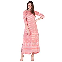 Buy Amayra Women's Cotton Readymade Salwar Suit India 2021
