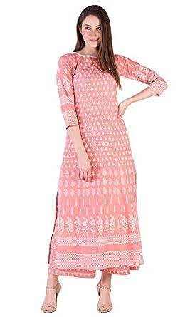 Amayra Women's Cotton Readymade Salwar Suit(SkyBlue)
