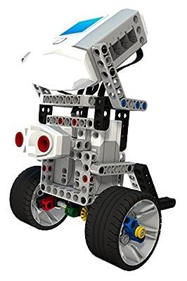 RoboticsU   Ultimate Custom Self Driving Robots Vehicle Kit -- STEM Education - Premium Quality -- DIY Programmable Robot Kit for Kids to Learn Coding, Robotics, Electronics - (Interactive App Contr