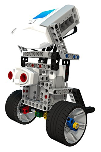 RoboticsU | Ultimate Custom Self Driving Robots Vehicle Kit -- STEM Education - Premium Quality -- DIY Programmable Robot Kit for Kids to Learn Coding, Robotics, Electronics - (Interactive App Contr (Kids Driving)