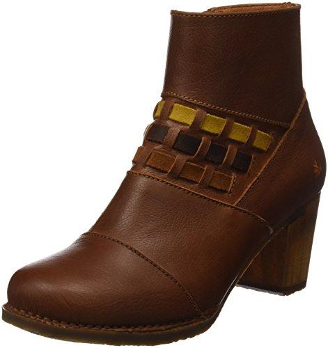 Art Ladies Salzburg Short Boots Brown (memphis Cuero)