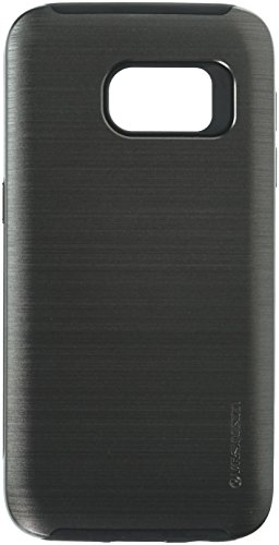 Galaxy S7 Case, VRS Design [Verge][Steel Silver] - [Heavy Duty][Military Grade Drop Protection] For Samsung S7 by Verus
