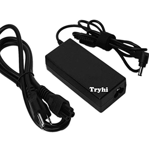 (New Laptop Notebook Computer PC AC Adapter Charger Power Cord Supply for Gateway 2350 3522GZ 600YG2 NA6501WB M465 ADP-65HB AB Solo 4012 4014 4520 4530 4540 4540GZ 6518 M Series M-6827 M6827 M-6315)