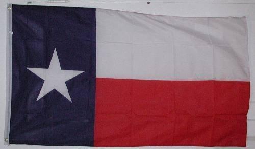 (2x3 Texan Lone Star Flag 2 Feet x 3 Feet Polyester State of Texas)