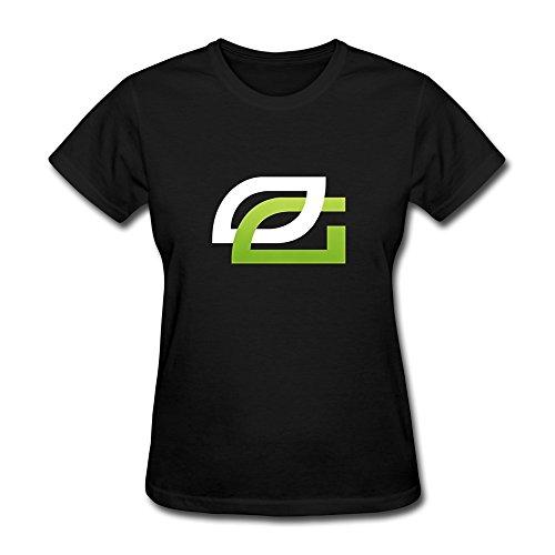 FEDNS Women's Optic Gaming Logo T Shirt ()