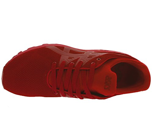 Asics Gel-Kayano Trainer Evo Unisex-Erwachsene Low-Top rot