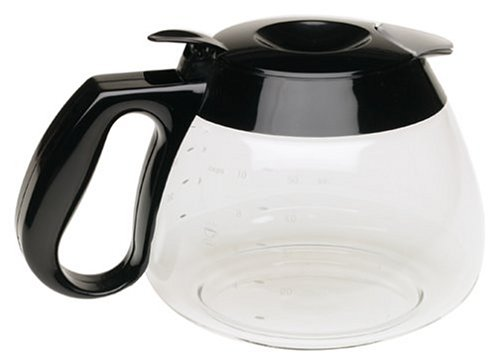 Cuisinart DCC-RC10B 10-Cup Replacement Carafe, Black
