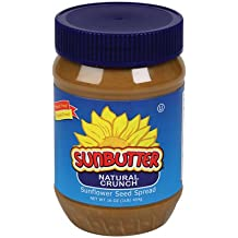 Crunchy Sunbutter (Pack of 6) - Pack Of 6