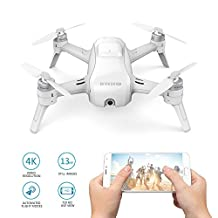 Koeoep 13MP 4K HD Breeze Flying Camera GPS Visual Positioning Selfie Pocket Drone Safe to Fly Indoor and Outdoor
