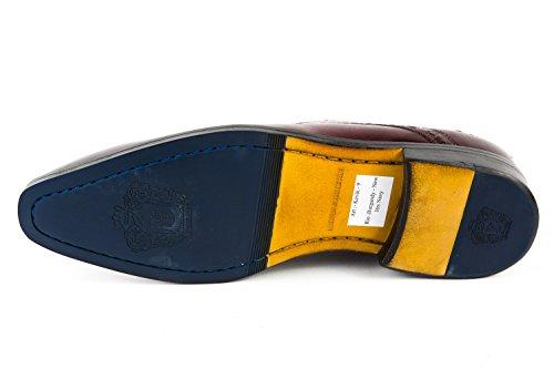 Homme pour de Melvin 767 amp; Hamilton MH15 Rouge Ville Chaussures Rot Lacets à zvOSz