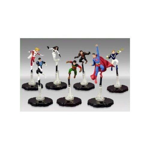 (DC HeroClix Legion of Super Heroes Starter Set)