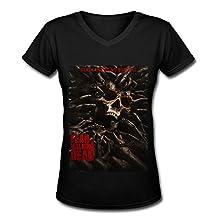T Shirt-Women's Fear The Walking Dead Season 2 Short Sleeve Shirt.