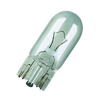 Osram 2845bli2 Lampe 24v 5w W5w W2 1x9 5d In Double Blister