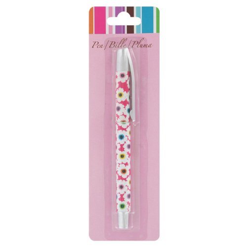 Kendall Kollection Eye Candy Ballpoint Pen Flowers