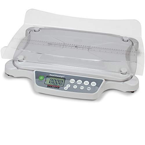 - Rice Lake, 650-10-1, Digital Neonatal Scale, 33 lb x 0.1 oz
