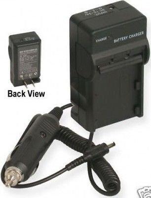 Charger for Sony Cyber-shoT, Sony DSC-HX200, Sony DSC-HX200V, Sony DSC-HX200V/B, Sony DSC-HX200VB