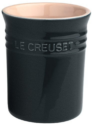 Le Creuset Stoneware 1-Quart Crock, Black by Unknown (Image #2)