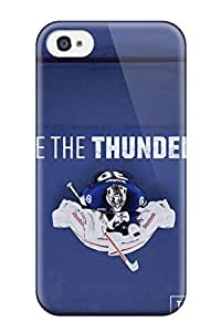 Premium Durable Tampa Bay Lightning (78) Fashion Tpu Iphone 4/4s Protective Case Cover wangjiang maoyi