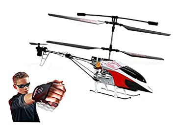 Amazon.com: Force Flyers Motion Controlled Outdoor Helicopter with ...