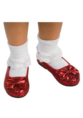 Deluxe Wizard of Oz Ruby Slippers for -