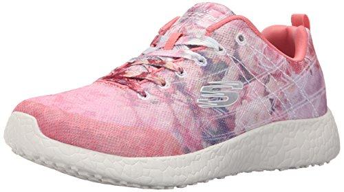 Skechers Burst New Influence - Zapatillas de deporte Mujer Light/Pink