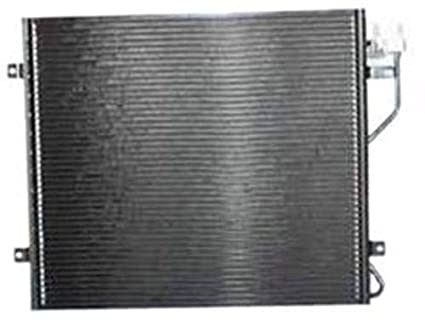 TYC 3058 Jeep Liberty Parallel Flow Replacement Condenser