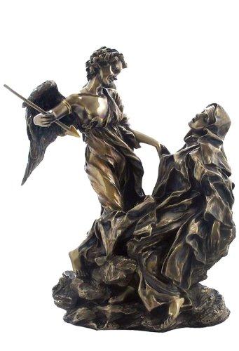 Ecstasy of St. Theresa Statue Sculpture Repoduction – Gian Lorenzo Bernini
