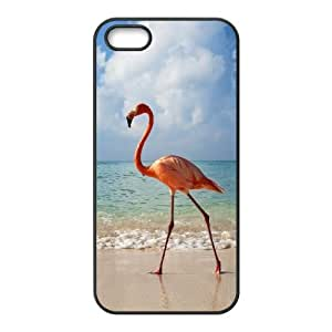 VNCASE Flamingos Phone Case For iPhone 5,5S [Pattern-1] WANGJING JINDA