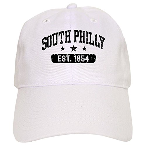 CafePress South Philly Cap Baseball Cap with