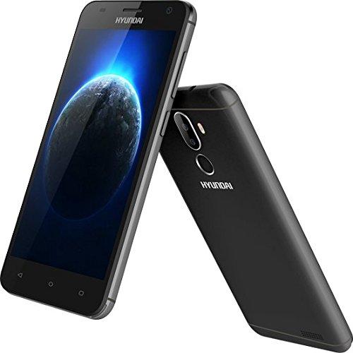 Hyundai E502 Unlocked Android Cell Phone 8GB Memory 1GB Ram (Black)