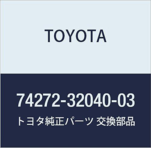 TOYOTA Genuine 74272-32040-03 Door Armrest Base Panel